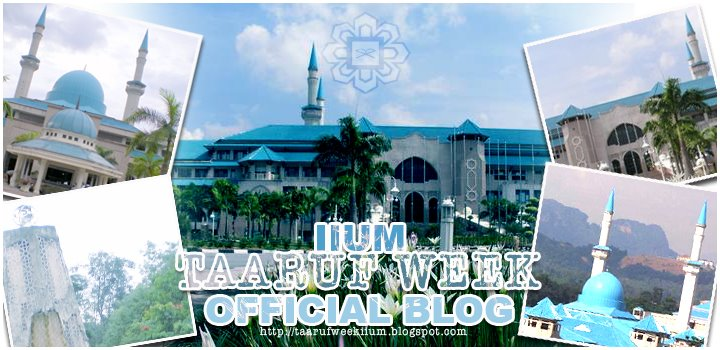 Ta'aruf Week IIUM