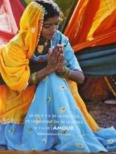 Ahi donde hay color, musica o gracia, hay amor... R. Tagore