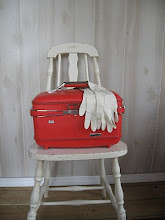 Vintage Overnight Case