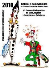 14. convencion argentina de circo,payasos y espectaculos callejeros 2010