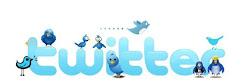No twitter... Apenas