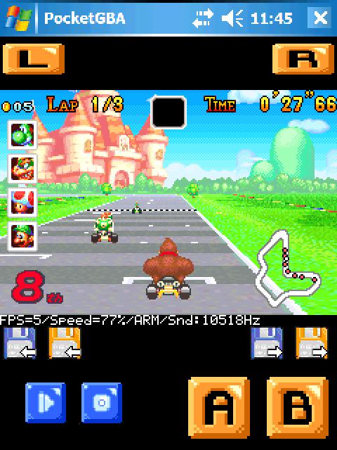 gba emulator for windows phone download