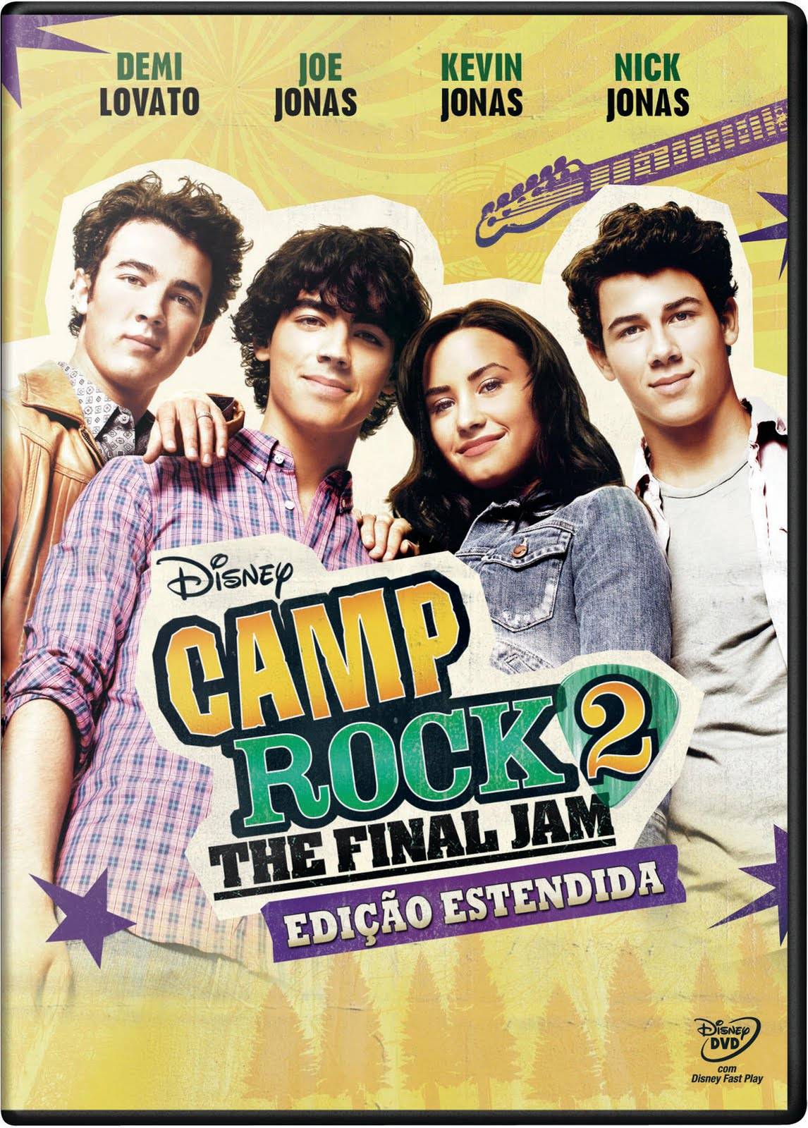 Assistir Camp Rock 2 - Dublado