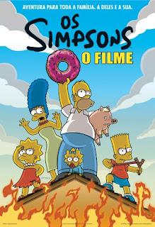 desenho Download   Os Simpsons O Filme – DVDRip RMVB   Dublado