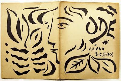 Ariano Suassuna, em Gráfico Amador
