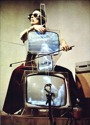 Concerto for TV Cello and Videotapes