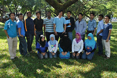 My Coursemate..Aquatic..love all you guys...