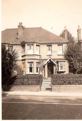 They Moved Quite Often About Lewisham But Came To This Home From Colville Gardens In Kensington The Only Years Did Not Live