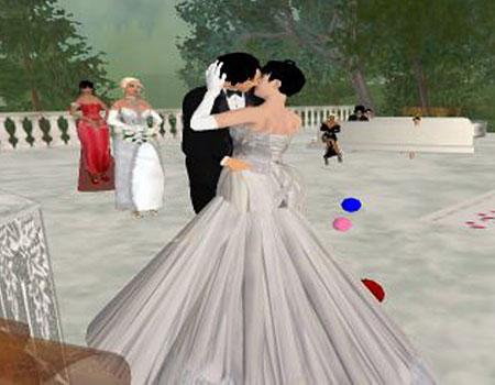 ak en sl: suenan campanadas de boda!!!