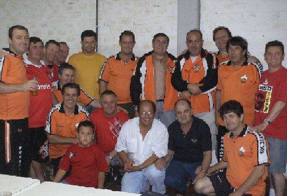 Grupo de Forasteiros - Nov. 2008