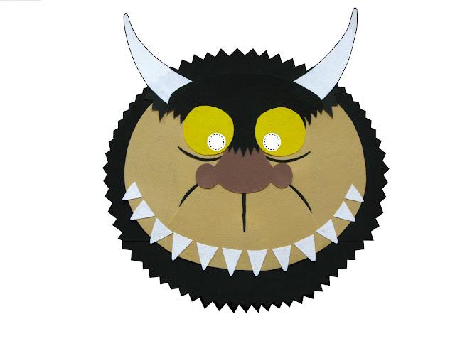 Monster masks craft