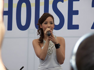 Fiona Xie Singing at Navy Open House 2007 - Picture 7