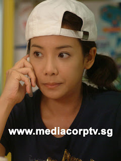 Fiona Xie Just in Singapore drama - picture 1