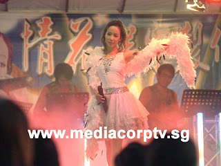 Fiona Xie Just in Singapore drama - picture 6