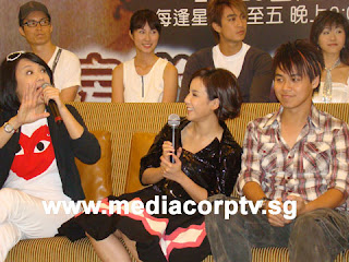 Fiona Xie at Press conference - picture 2