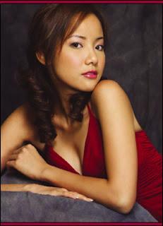 gorgeous Fiona Xie