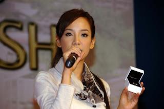 Fiona Xie at AMK Hub Opening - 09