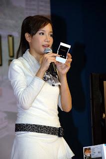 Fiona Xie at AMK Hub Opening - 11