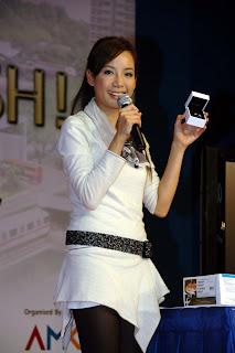Fiona Xie at AMK Hub Opening - 12