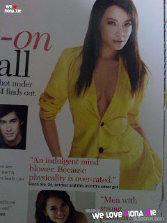 fiona xie her world mag feb 2009