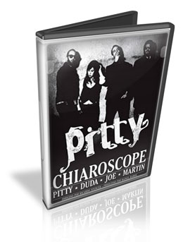 Download DVD Pitty Chiaroscope DVDRip 2010