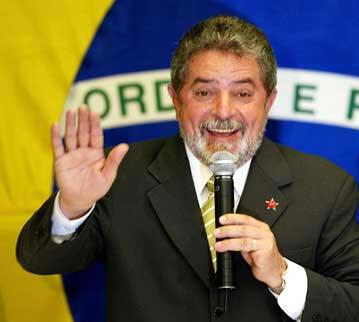 Lula, o cara.