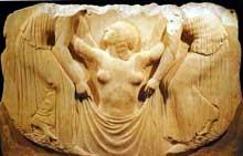 La diosa del amor nace
