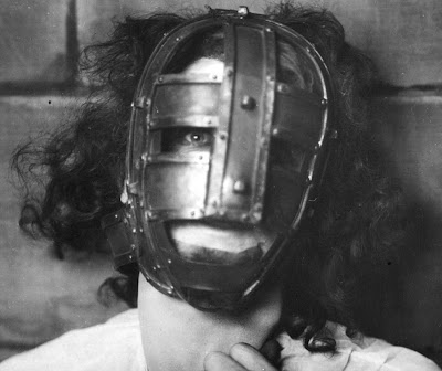 The Man in the Iron Mask. Reputedly the King's unfortunate twin brother, there is little or no evidence as to whether he ever existed or not.