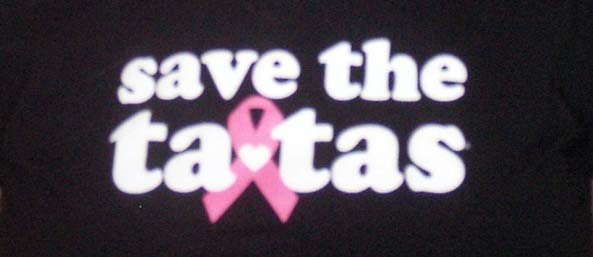 Save the Ta Tas Update