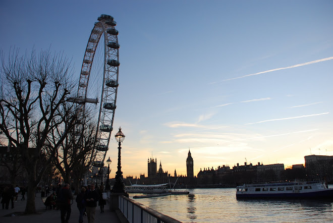 London - Sunset