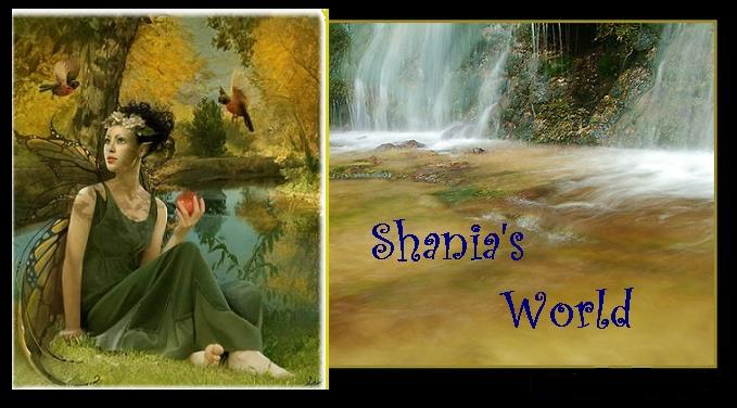 Shania's world