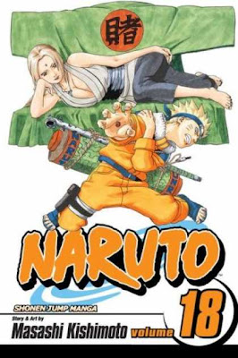 manga Naruto poster