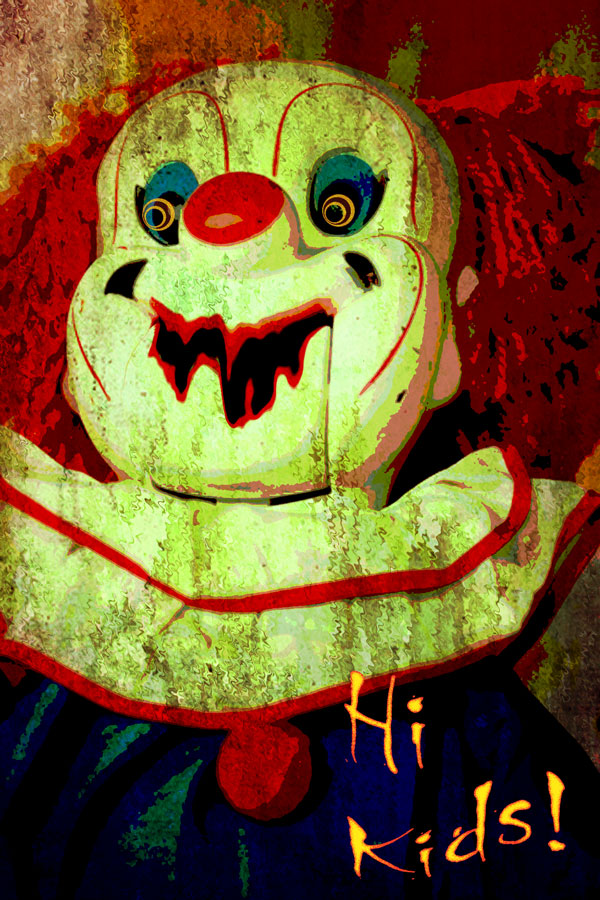 Very Scary Clown Wallpapers Myspace Backgrounds
