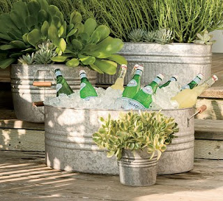 A Couple Tips That Will Make Your Life Easier When Using Galvanized  Containers As Pots: