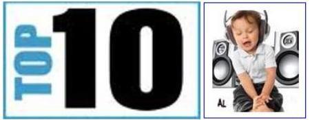 AS 10 + TOCADAS na LÍDER FM