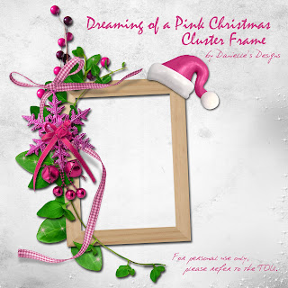 http://danielle-designs.blogspot.com/2009/12/freebie-dreaming-of-pink-christmas.html