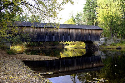 Hemlock Bridge, Fryeburg, Maine