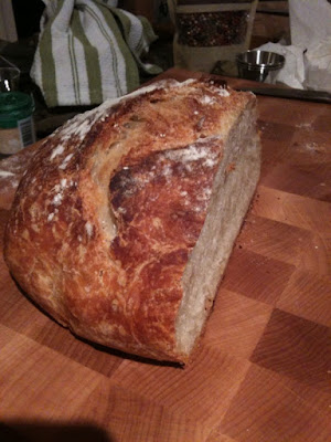 Simple Artisanal Bread