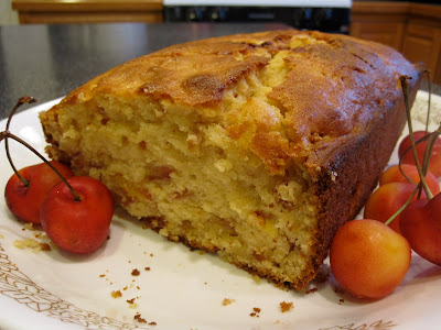 Cherry Peach Bread