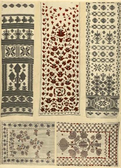 EMBROIDERY PATTERN UKRAINIAN