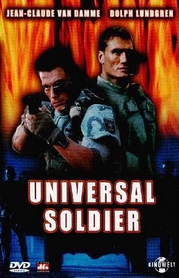 Universal Soldier (1992) (In Hindi) SL VZR - Jean-Claude Van Damme, Dolph Lundgren, Ally Walker, Ed O�Ross, Jerry Orbach, Leon Rippy, Tico Wells