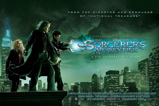 The Sorcerers Apprentice (2010)