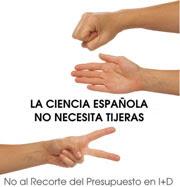 NON AO RECORTE DOS ORZAMENTOS EN I+D