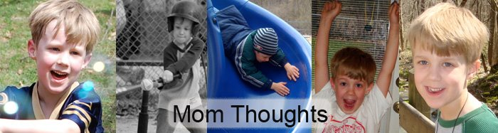 Mom Thoughts