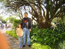 Ze Lennon e Seane Lennon