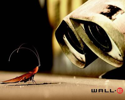 Wall E wallpaper