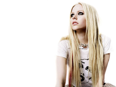 sensual wallpapers. Avril lavigne sexy wallpaper