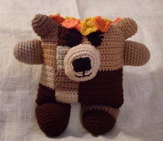 fudgie flowerumi bear