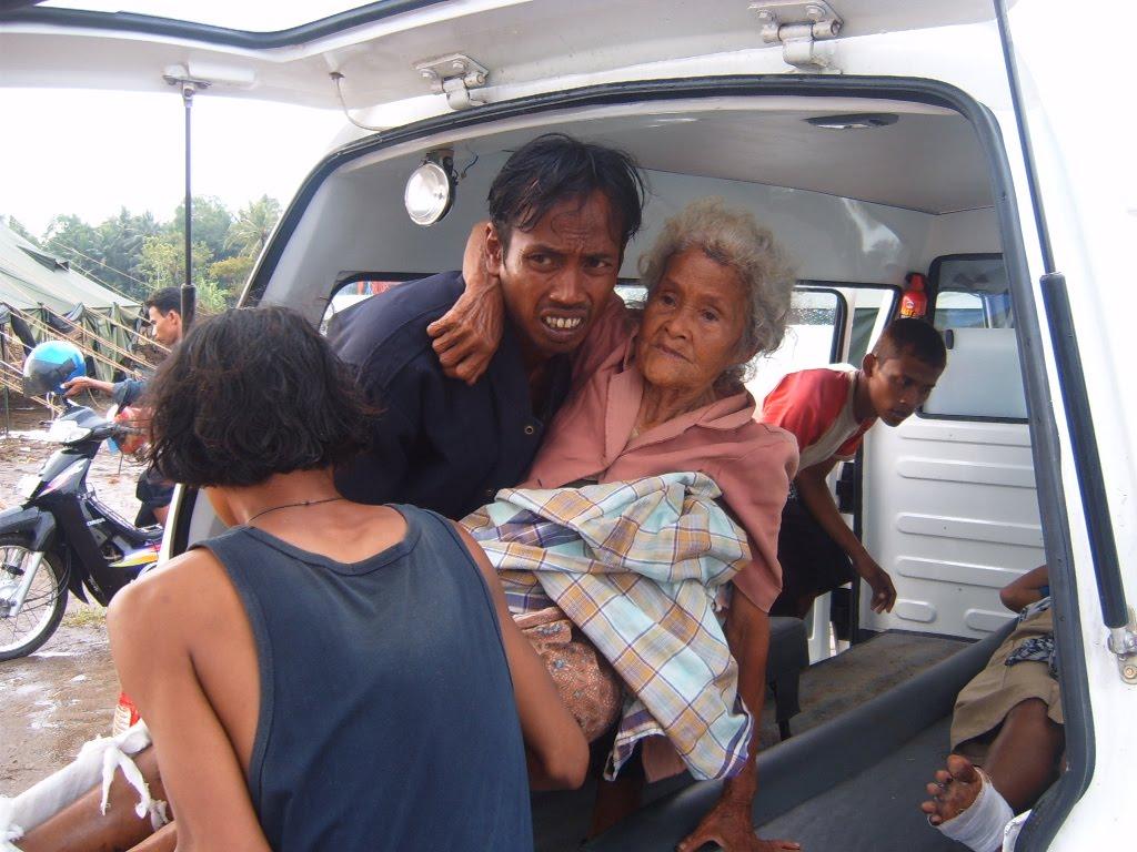 Foto indonesia mencari zakat 76