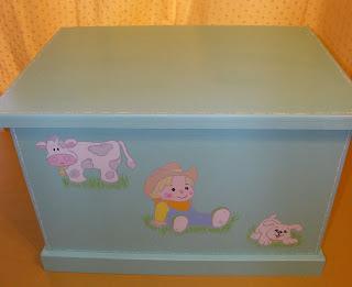 Deco babies kids ba les para guardar juguetes - Baul para guardar juguetes ...
